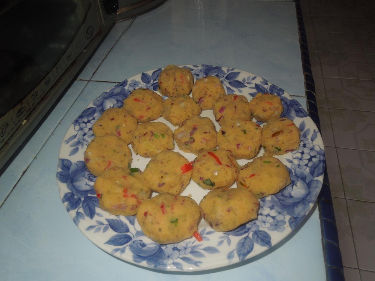 Bergedil/Potato Patties