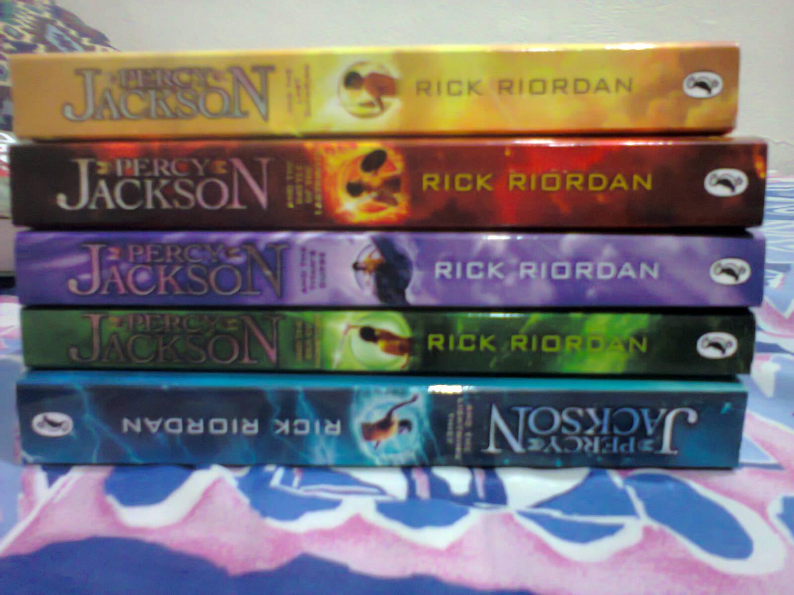 Percy Jackson Bisa